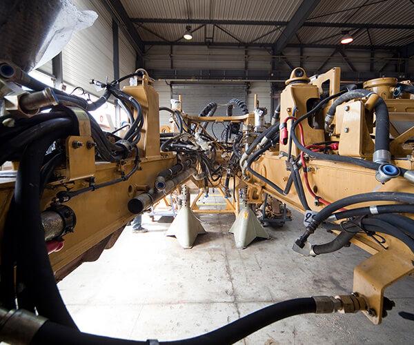 Equipment Rebuilds