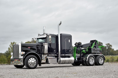Peterbilt Thompson Machinery