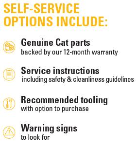 SElf Service options