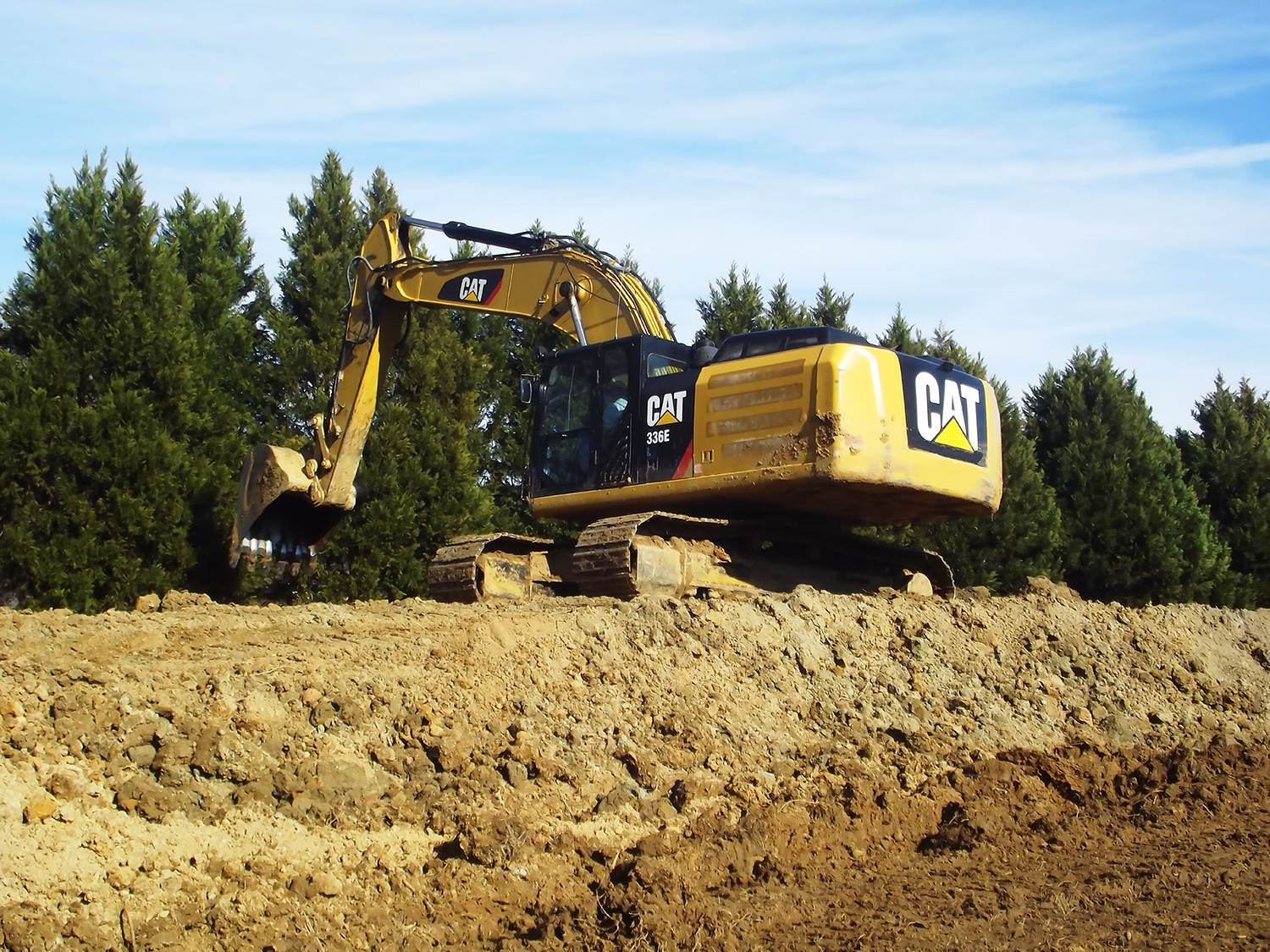 Browning Contractors, Inc  | Thompson Machinery