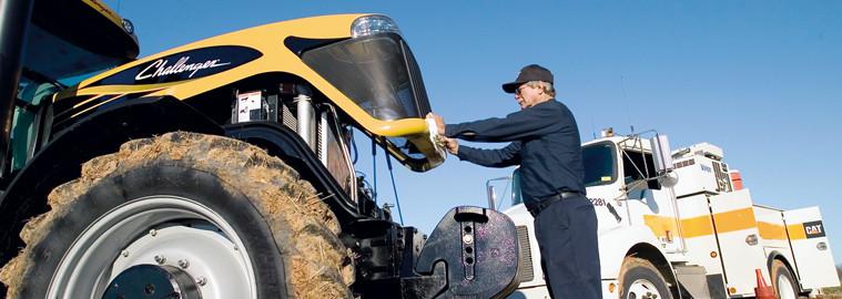 ag equipment service