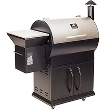 grilla grill smaller for day in the woods