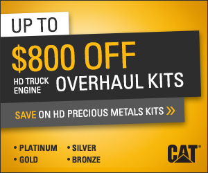 Up to $800 Off HD Truck Engine Overhaul Kits
