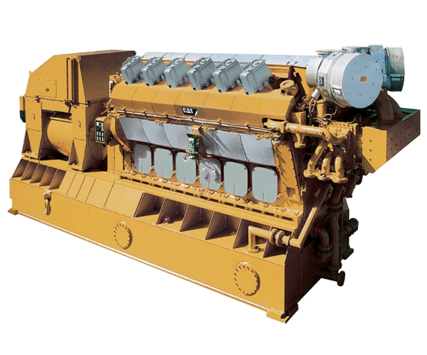 Oil & Gas Power Systems