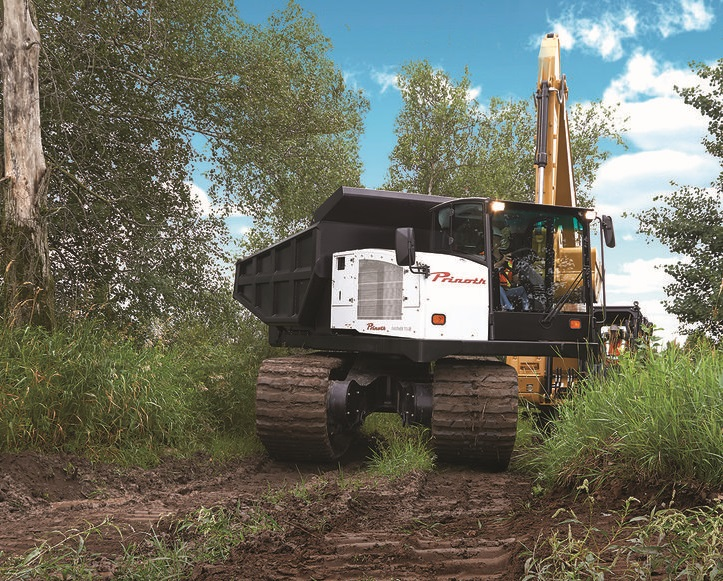 Prinoth t14r for rent