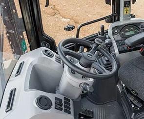 Equipment Cab maintenance