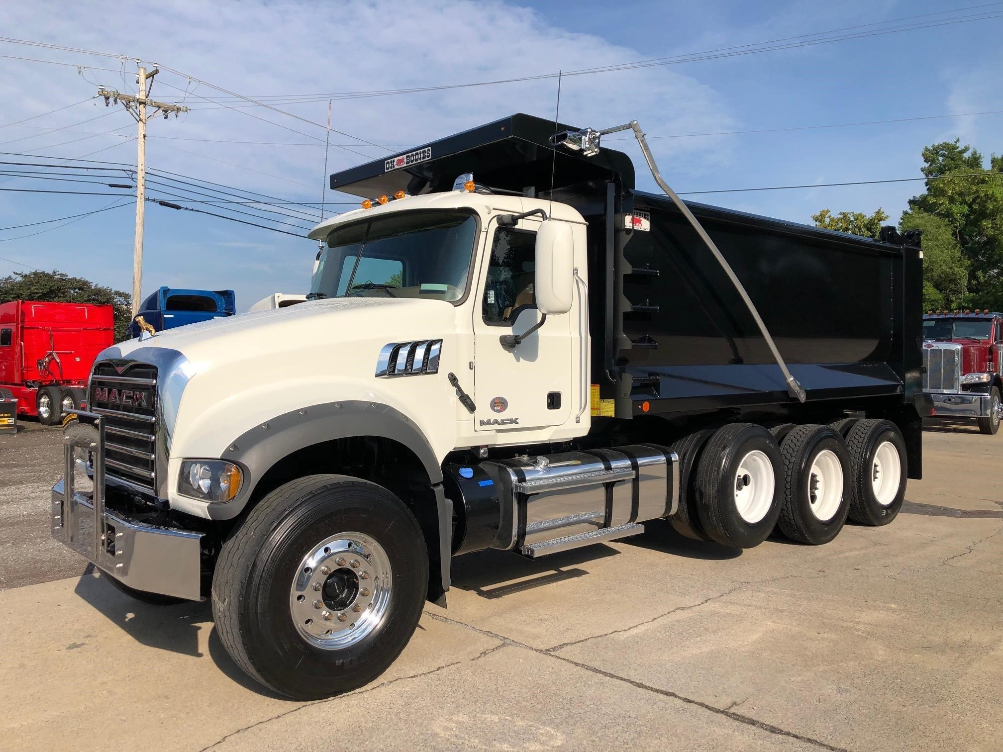 2019 Mack Granite Gu713 Thompson Machinery